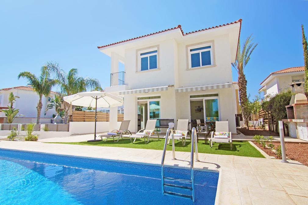 Ferienhaus cecile in protaras zypern for Ferienhaus zypern